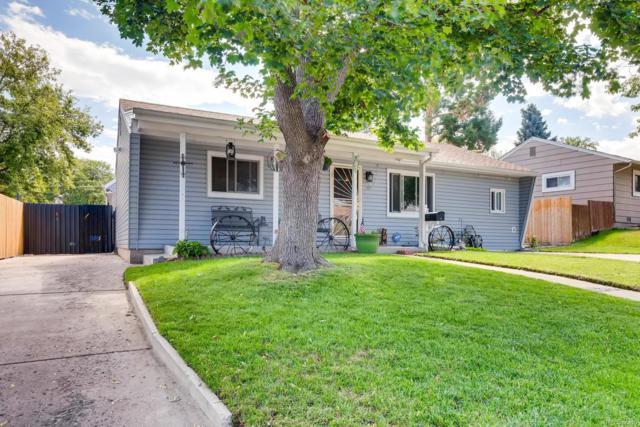 1816 S Newton Street, Denver, CO 80219 (#2488489) :: Mile High Luxury Real Estate