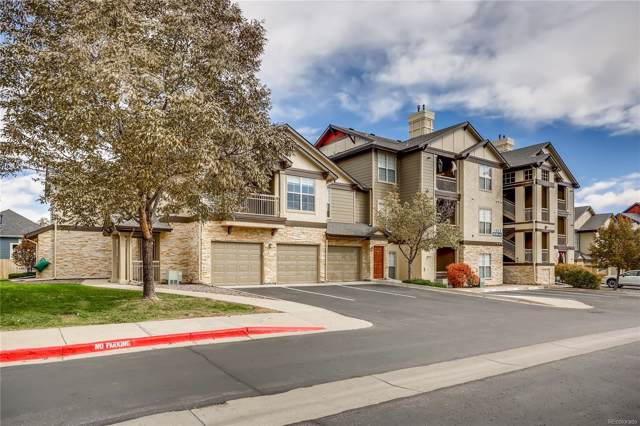 7422 S Quail Circle #1634, Littleton, CO 80127 (#2488494) :: The Griffith Home Team