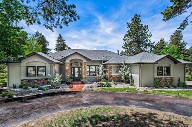 26799 Mirage Drive, Conifer, CO 80433 (#2488626) :: Wisdom Real Estate