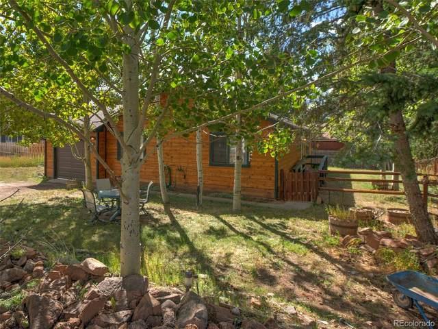 131 Grace Avenue, Woodland Park, CO 80863 (#2488643) :: The HomeSmiths Team - Keller Williams