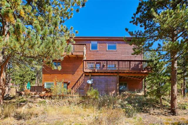 83 Sundance Circle, Nederland, CO 80466 (MLS #2488863) :: 8z Real Estate