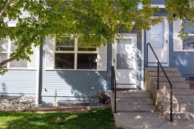 2031 Oakcrest Circle 5-H, Castle Rock, CO 80104 (MLS #2488986) :: 8z Real Estate