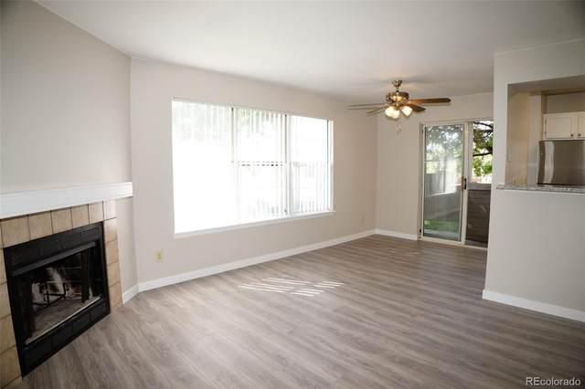 5745 W Atlantic Place #105, Lakewood, CO 80227 (MLS #2489650) :: Find Colorado