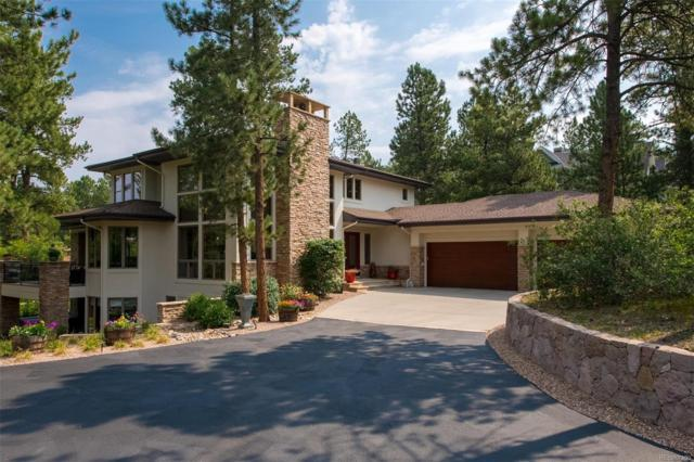 967 Country Club Parkway, Castle Pines, CO 80108 (#2489671) :: The Heyl Group at Keller Williams