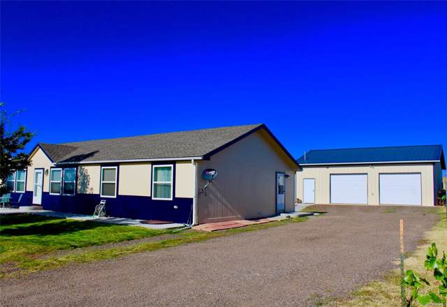 564 10th Avenue, Deer Trail, CO 80105 (#2489712) :: The HomeSmiths Team - Keller Williams