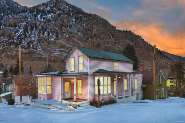 201 Rose Street, Georgetown, CO 80444 (MLS #2490680) :: Kittle Real Estate
