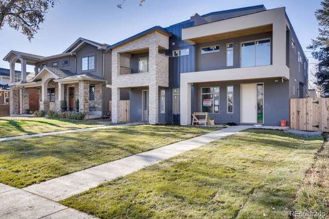 2067 S Clayton Street, Denver, CO 80210 (#2490991) :: 5281 Exclusive Homes Realty