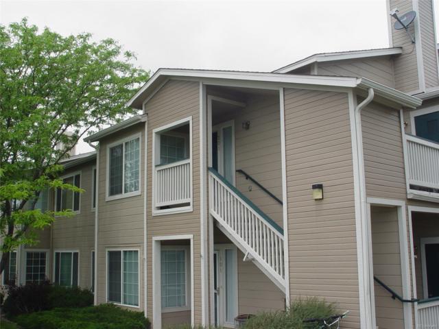 8475 Pebble Creek Way #201, Highlands Ranch, CO 80126 (#2491217) :: The Peak Properties Group