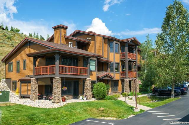 500 Anglers Drive #102, Steamboat Springs, CO 80487 (#2491342) :: The DeGrood Team