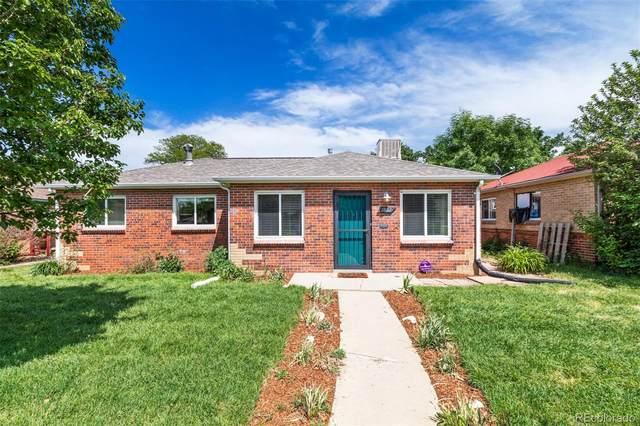 2862 Ivy Street, Denver, CO 80207 (#2491368) :: Mile High Luxury Real Estate