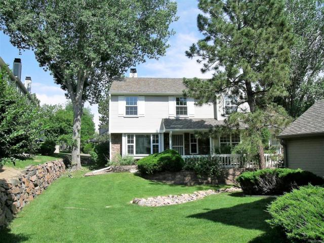 6743 S Pontiac Court, Centennial, CO 80112 (#2491400) :: HomeSmart Realty Group