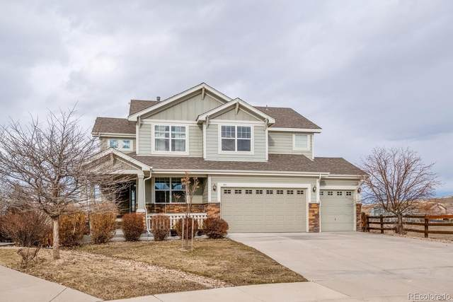 191 Nelson Street, Erie, CO 80516 (#2491513) :: The Brokerage Group