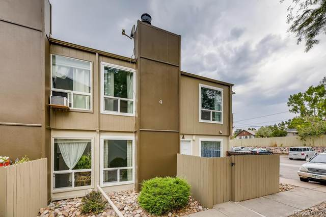 7373 W Florida Avenue 4A, Lakewood, CO 80232 (MLS #2491928) :: 8z Real Estate