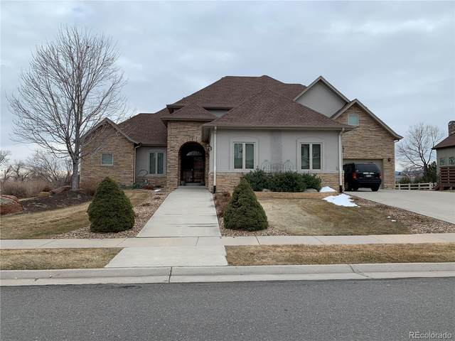 12832 W 80th Place, Arvada, CO 80005 (#2492051) :: Compass Colorado Realty