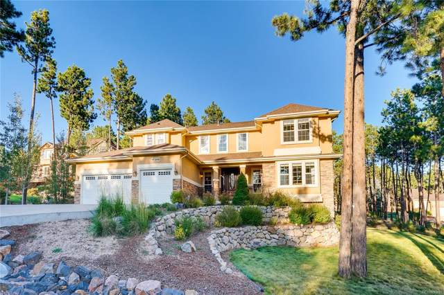 17395 Lamplight Drive, Monument, CO 80132 (MLS #2492525) :: 8z Real Estate