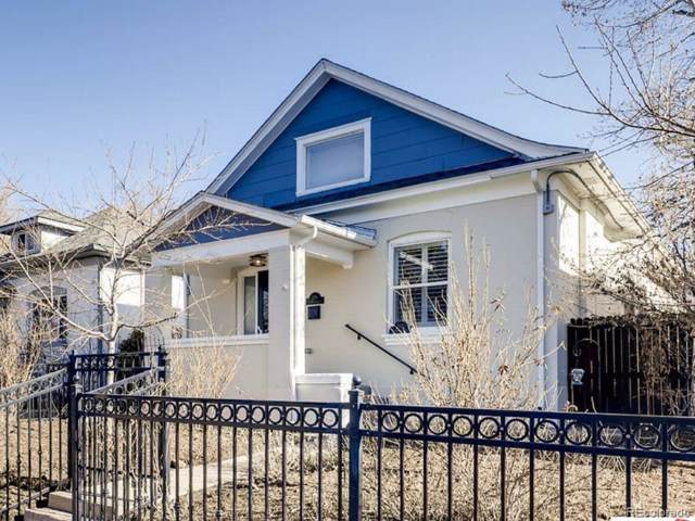 270 S Washington Street, Denver, CO 80209 (#2492788) :: The DeGrood Team