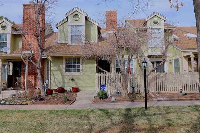 14014 E Radcliff Circle, Aurora, CO 80015 (MLS #2492990) :: 8z Real Estate