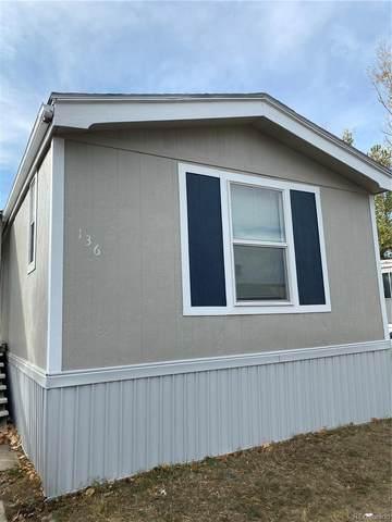 2885 E Midway #136 Boulevard, Denver, CO 80234 (MLS #2493018) :: 8z Real Estate