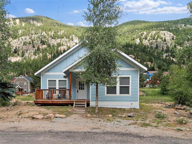 1208 Rose Street, Georgetown, CO 80444 (#2493079) :: The Scott Futa Home Team