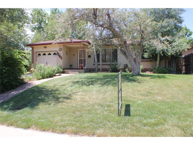1365 S Jay Street, Lakewood, CO 80232 (MLS #2493242) :: 8z Real Estate