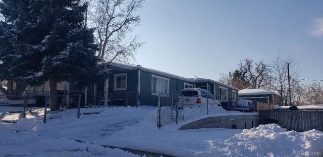 707 Quitman Street #709, Denver, CO 80204 (MLS #2493540) :: 8z Real Estate