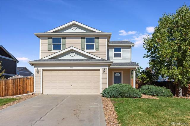 848 Willow Drive, Lochbuie, CO 80603 (#2493631) :: The DeGrood Team