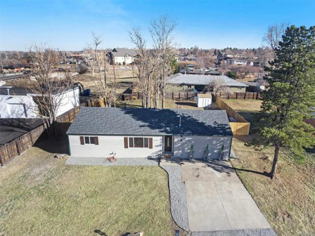 3720 Miller Street, Wheat Ridge, CO 80033 (#2493689) :: House Hunters Colorado