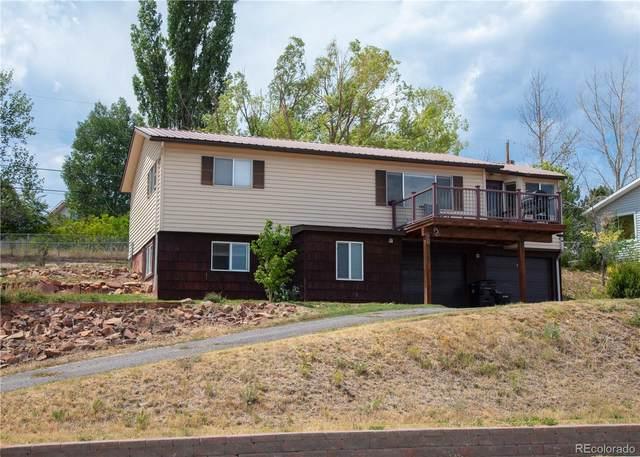 815 Sulphur Creek Road, Meeker, CO 81641 (#2494235) :: The Harling Team @ Homesmart Realty Group