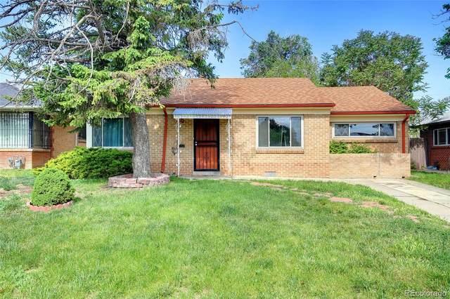 3307 Locust Street, Denver, CO 80207 (#2494259) :: The Artisan Group at Keller Williams Premier Realty