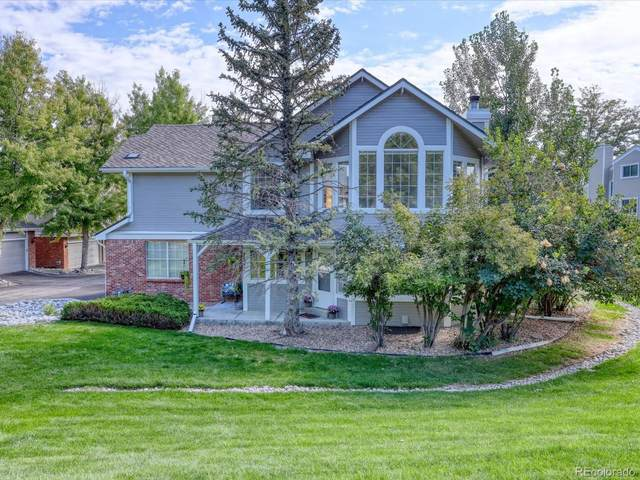 7557 S Monaco Way, Centennial, CO 80112 (#2494370) :: The Colorado Foothills Team   Berkshire Hathaway Elevated Living Real Estate