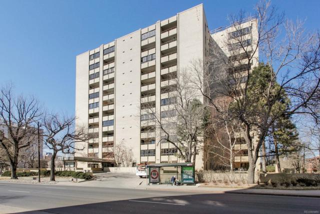 800 Pearl Street #506, Denver, CO 80203 (#2494428) :: Hometrackr Denver