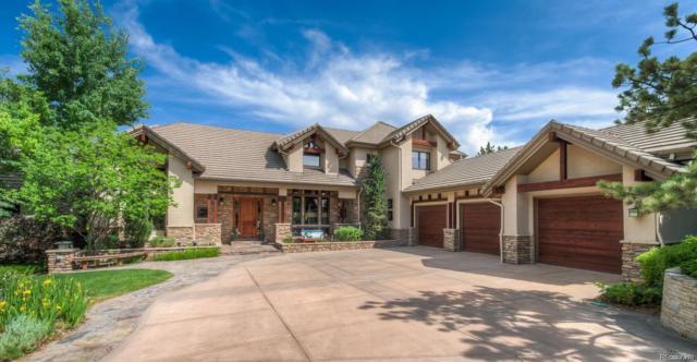 2701 Castle Pines Drive, Castle Pines, CO 80108 (#2494591) :: The Griffith Home Team