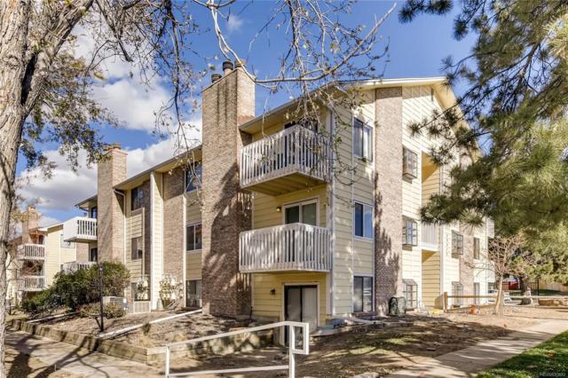 12512 E Cornell Avenue #203, Aurora, CO 80014 (#2494967) :: Sellstate Realty Pros