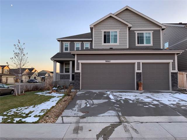9862 W Rice Avenue, Littleton, CO 80123 (#2495027) :: The DeGrood Team