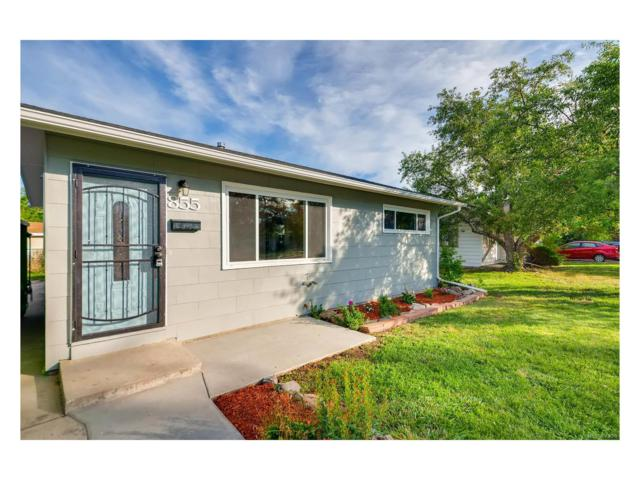 855 Oakland Street, Aurora, CO 80010 (#2495557) :: The Sold By Simmons Team