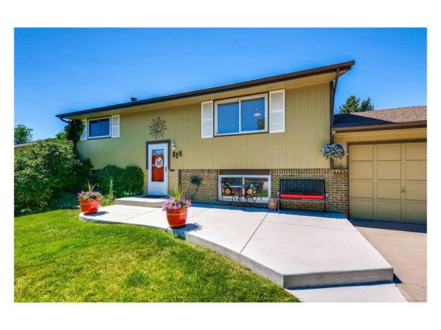 374 Neptune Court, Littleton, CO 80124 (MLS #2495651) :: 8z Real Estate