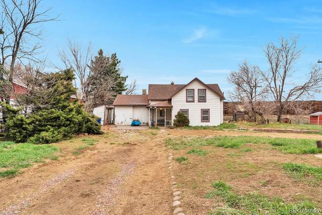 6401 W 47th Place, Wheat Ridge, CO 80033 (#2495665) :: My Home Team