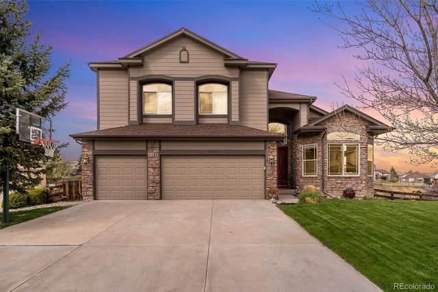 11115 W Rockland Drive, Littleton, CO 80127 (#2495747) :: Wisdom Real Estate