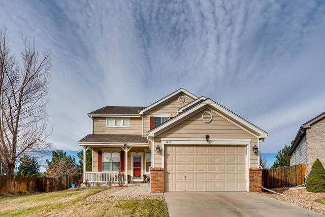 4955 S Malaya Court, Aurora, CO 80015 (MLS #2495962) :: 8z Real Estate