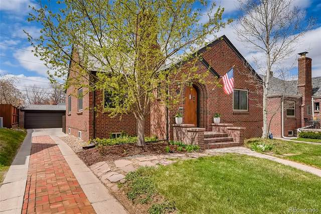 1435 Clermont Street, Denver, CO 80220 (#2496038) :: Wisdom Real Estate