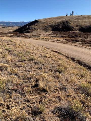 3650 Arrowhead Drive, Como, CO 80432 (MLS #2496339) :: 8z Real Estate