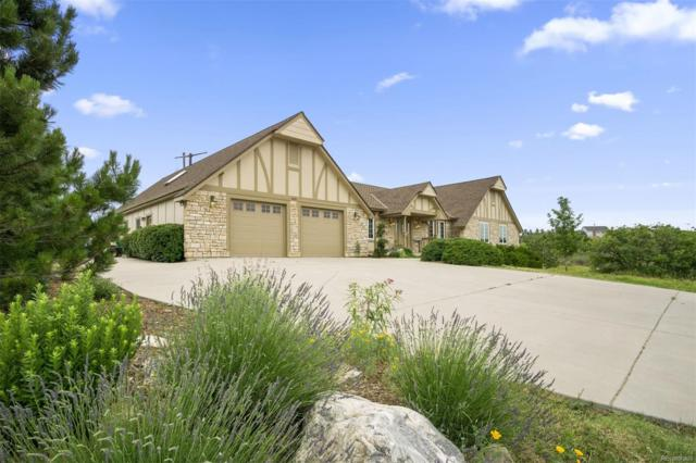 8187 N Pinewood Drive, Castle Rock, CO 80108 (#2496497) :: Colorado Team Real Estate