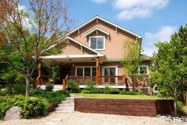 2595 S Pearl Street, Denver, CO 80210 (#2496935) :: Berkshire Hathaway Elevated Living Real Estate