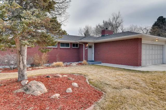 2907 E Euclid Place, Centennial, CO 80121 (#2496951) :: The Heyl Group at Keller Williams