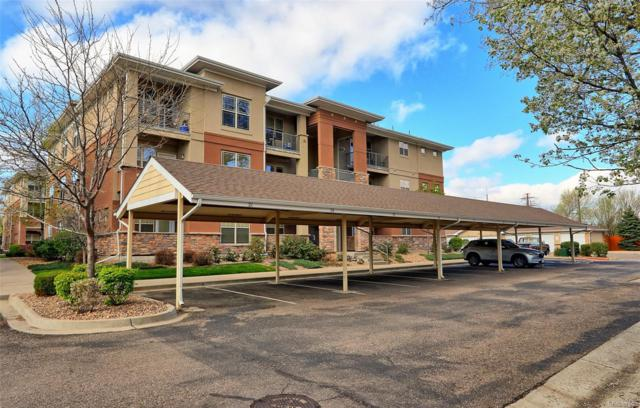 8123 W 51st Place #104, Arvada, CO 80002 (MLS #2496988) :: 8z Real Estate