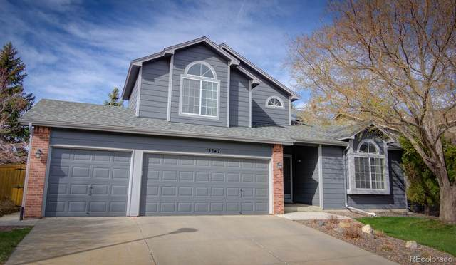 13347 Briarwood Drive, Broomfield, CO 80020 (#2497095) :: The Harling Team @ Homesmart Realty Group