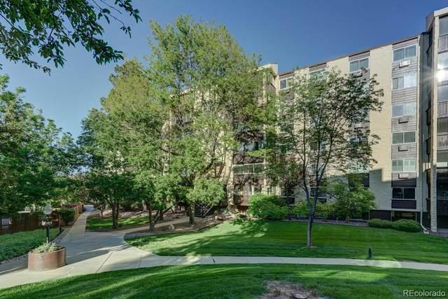 6960 E Girard Avenue #602, Denver, CO 80224 (#2497427) :: milehimodern