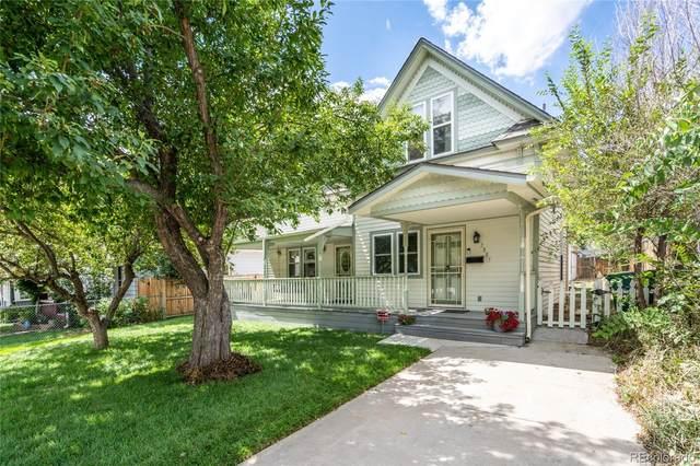 2885 Ames Street, Wheat Ridge, CO 80214 (MLS #2497485) :: 8z Real Estate
