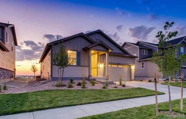 7285 S Titus Way, Aurora, CO 80016 (MLS #2497734) :: 8z Real Estate