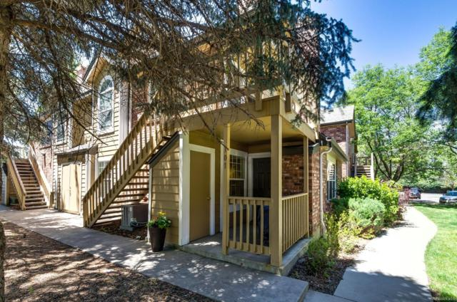 4933 S Carson Street #101, Aurora, CO 80015 (#2497858) :: The Galo Garrido Group